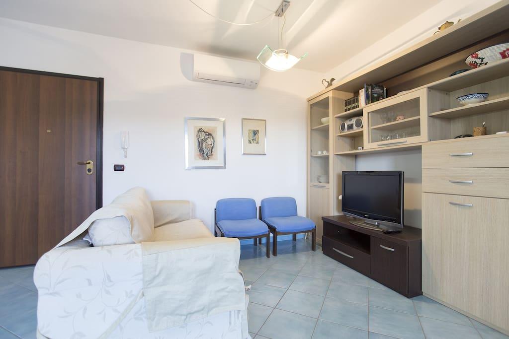 Soggiorno – Living room