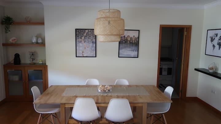 ★ Family apartment in Esposende