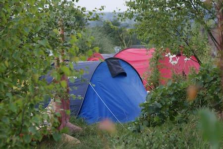 campîng à I.Cart - Fontaine-en-Bray