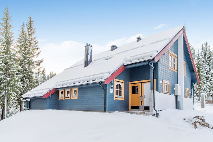 Trysil - Bakkebygrenda - Ski in/out - Bike in/out