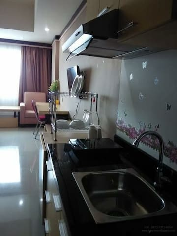 Nagoya Mansion | Studio | 27m2 | View City & Hill