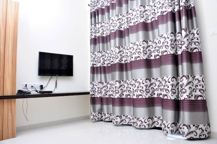 1BHK furnished Apartment with all amenities
