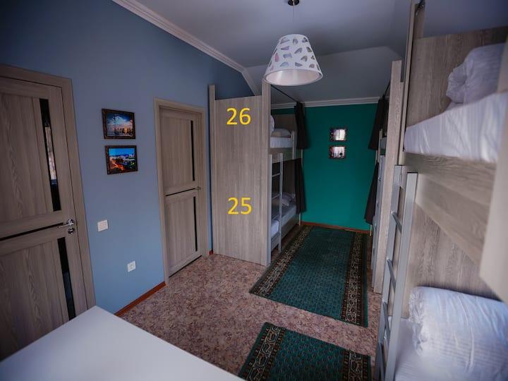 комната Шымбулак - кровать № 26
