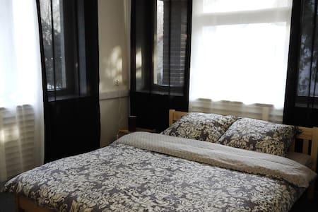 Villa Arkadia Comfortable double room with chimney - Warszawa - Bed & Breakfast