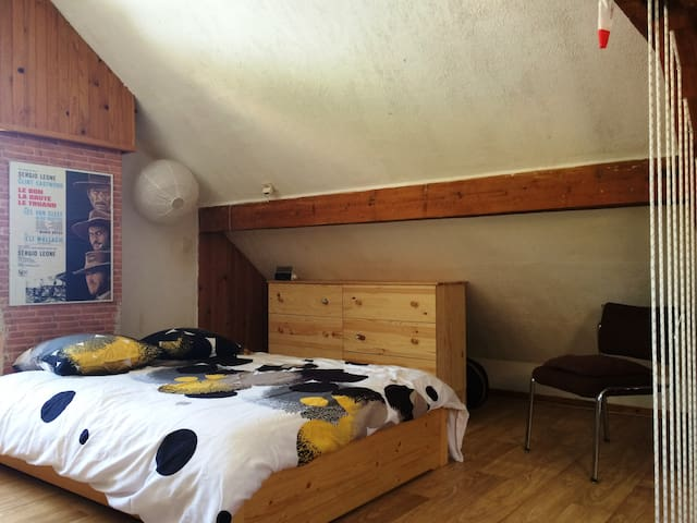 Mamia Shelter - Saint-Hilaire - Appartement