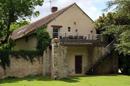 Loft de la Brosse Montmort - La Madeleine-Villefrouin