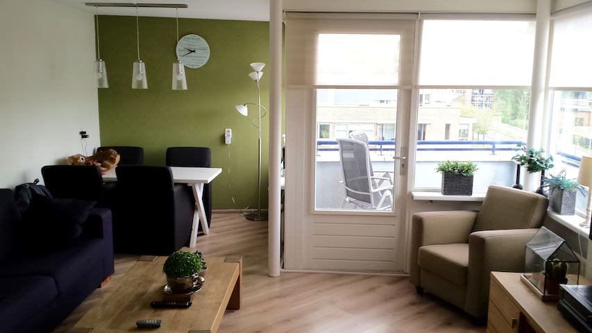 Light appartment close to the beach - Katwijk aan Zee