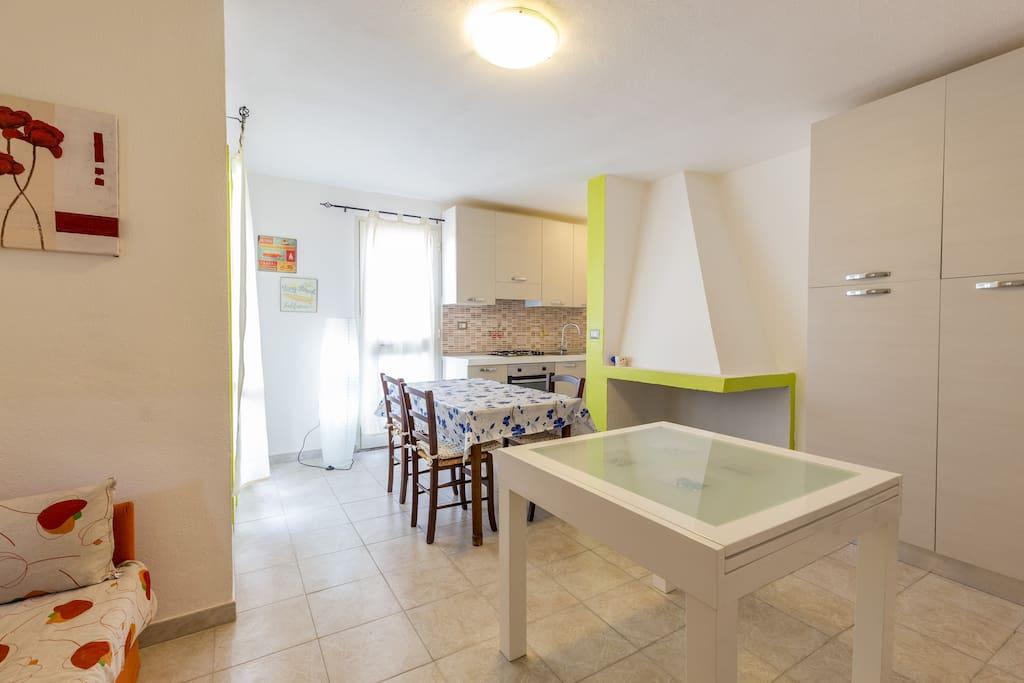 Porto ottiolu a 5 minuti dal mare appartamenti in for Appartamenti in affitto a porto ottiolu
