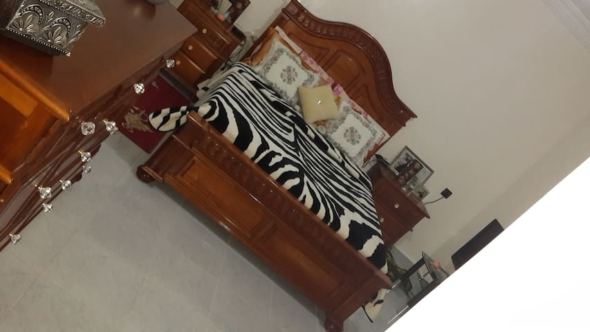 Chambres calme tranquille et propre
