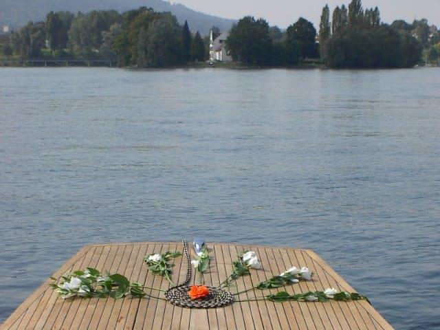 Beliebter Ort zum Heiraten - Insel Werd