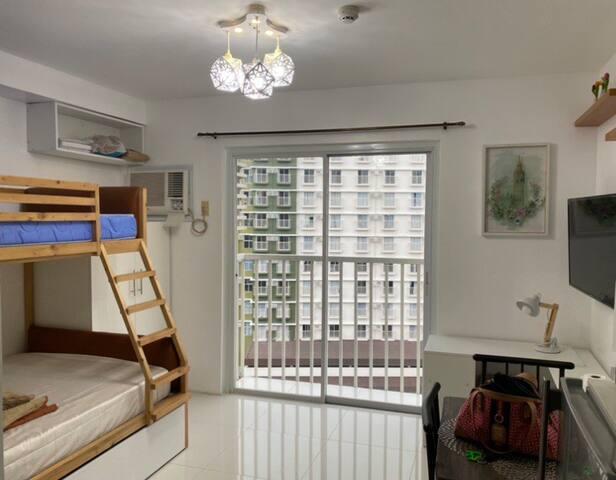 Lara's studio @ Bamboo Bay Residences, newly renov