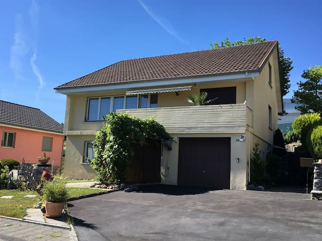 Beautiful apartment in a quiet location near Baden