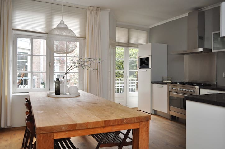 Trendy spacious apartment in Amsterdam South - Amsterdam - Appartement