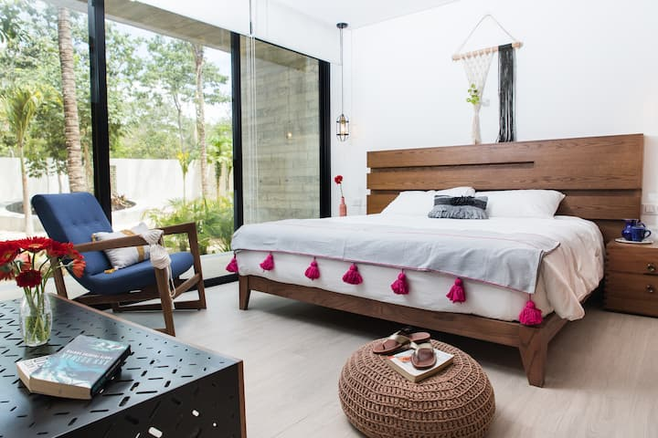 Panoramic Studio in Tulum by Xperience Hotels