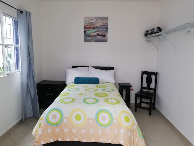 Cancun DOWNTOWN private & cozy studio