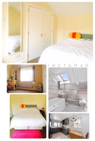 Luxury Modern Double Room-TA