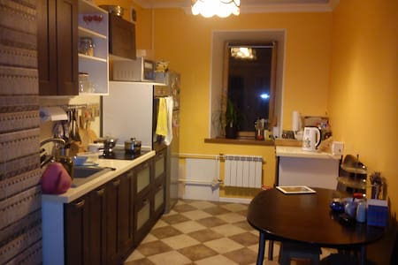 Cute Loft near Moscow - Korolev - Appartement