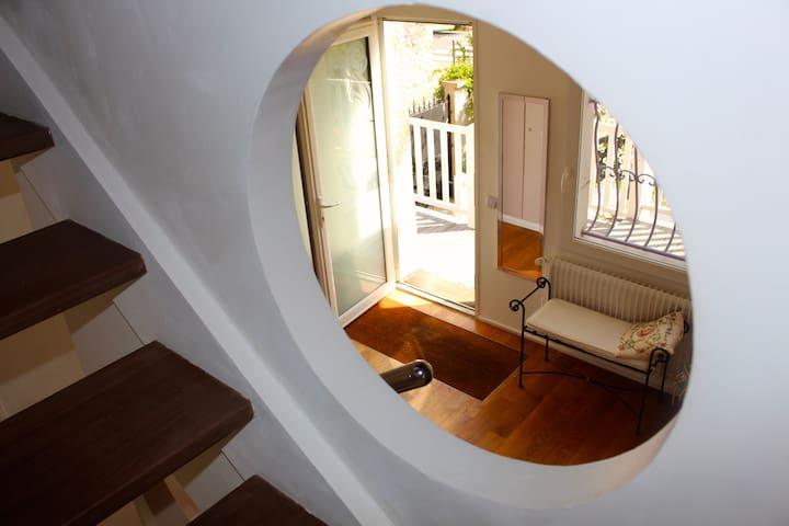 Grande Chambre avec sa salle de bain privée - Le Perreux-sur-Marne - Ev