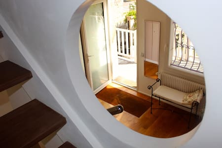 Grande Chambre avec sa salle de bain privée - Ле Перё-Сюр-Марн
