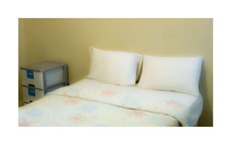 Habitacion cómoda y fresca centro de la ciudad - Leilighet