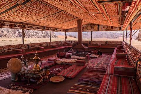 Arabian Nights Traditional Bedouin Family Tent