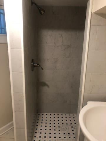 Modern Chic Basement w/ Private Bathroom & Parking