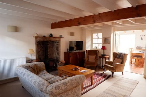 Ferniehaugh Cottage, the perfect retreat for two