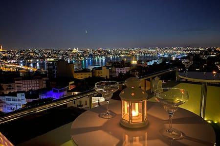 40m2 Private Terrace & Panaromic View& Dream Flat