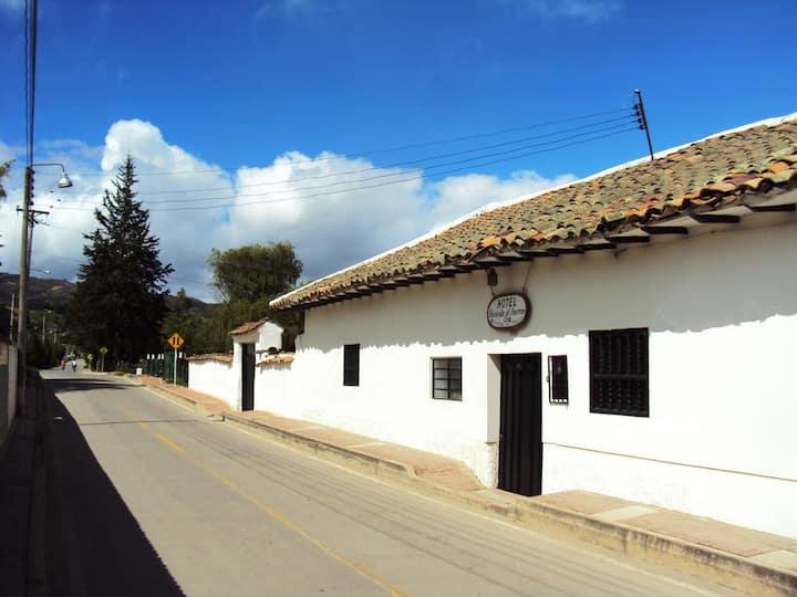 Hacienda El Aserrío - El Zaguán