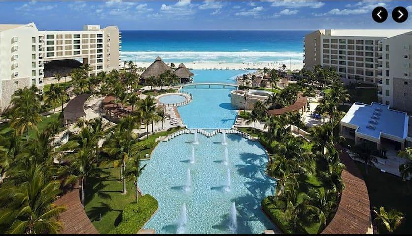 1BR Premium Villa in Westin Lagunmar Resort - Cancún - Villa
