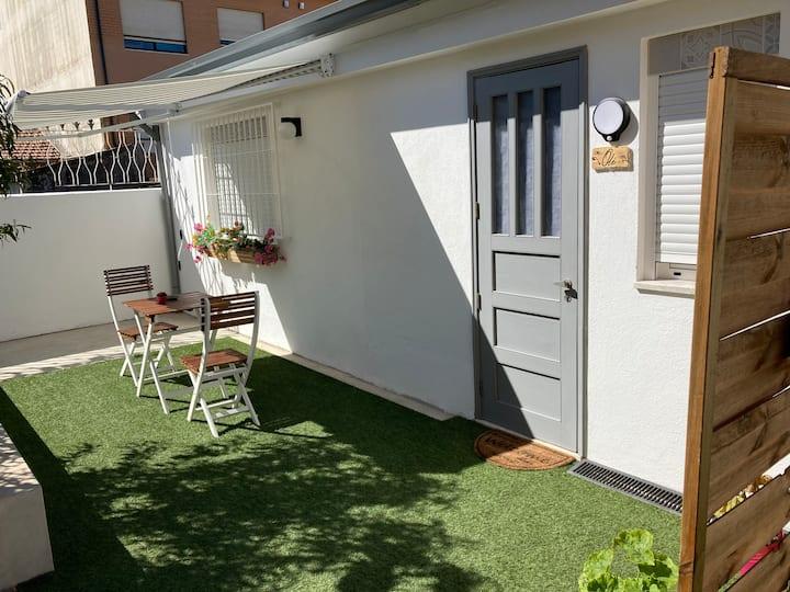Apartamento tipo estúdio em Espinho (Oli)
