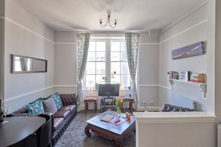 The Castle View Retreat, 5 mins from the Castle!