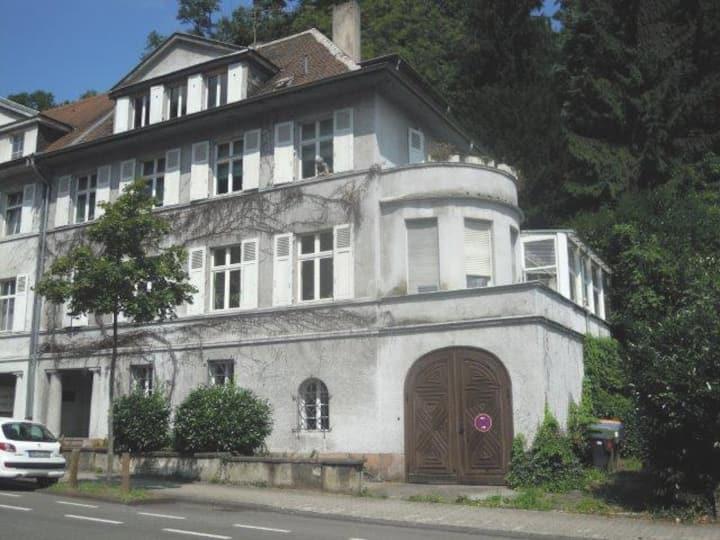 Stadtvilla in Saarbrücken
