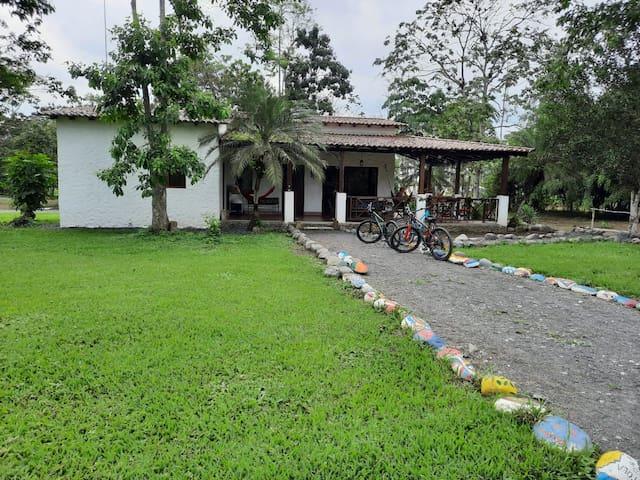 Casa de campo vacacional