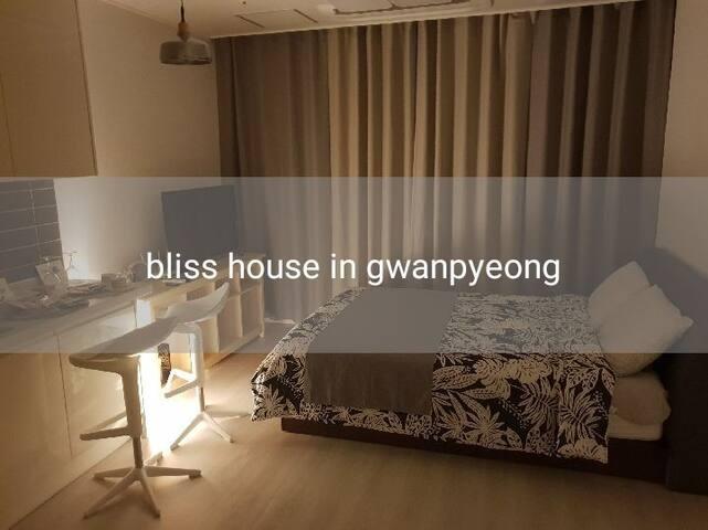 [오픈세일]블리스게스트하우스 in 관평 bliss house in gwanpyeong