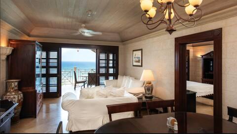 The Crane Resort Luxury 1 Bedroom Oceanview Suite