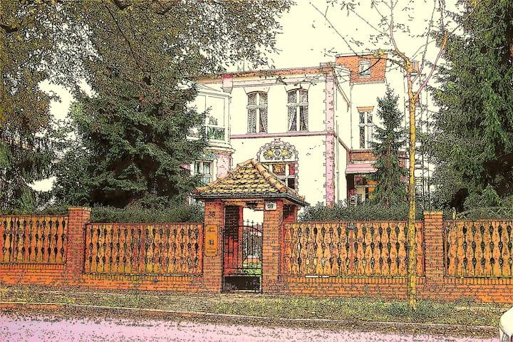 Villa Casa Chabeli - Pension/Gästehaus