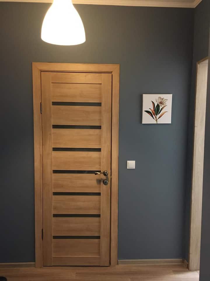1-комнатная квартира в центре Зеленоградска