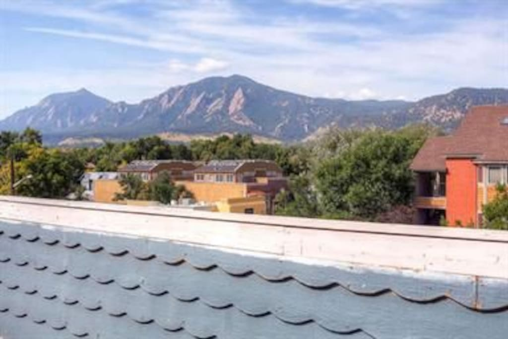Loft Style Apt In Downtown Boulder Apartments For Rent