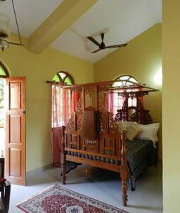 'Laranja' at a Portuguese House at Saligao - 萨利加奥(Saligao) - 别墅