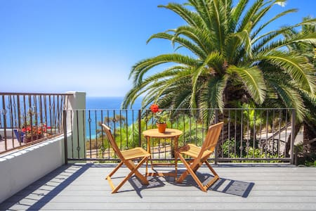 Tranquil Malibu retreat with amazing ocean view!