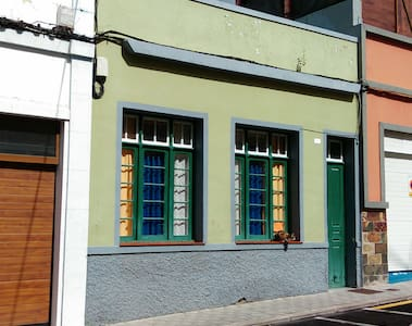 La Orotava en el Centro CasAntigua - La Orotava - Casa