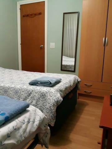 habitación en Madrid capital