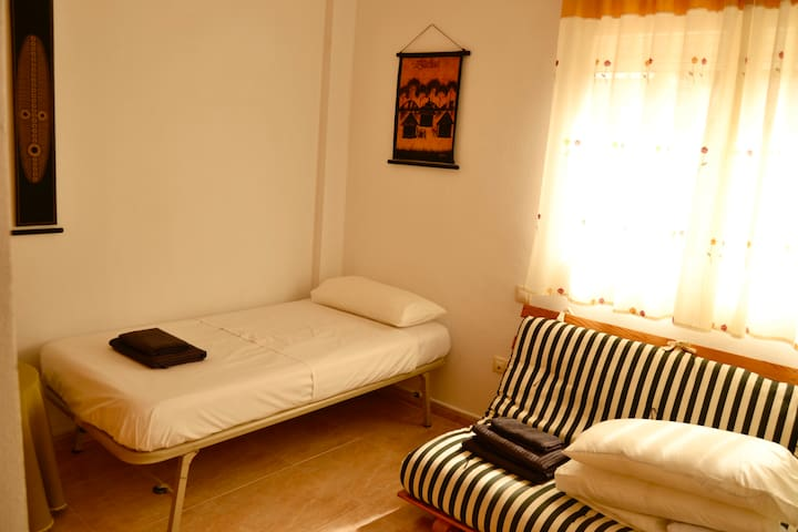 Forth Bedroom With Futon/Habitacion Nº4 Con Futon