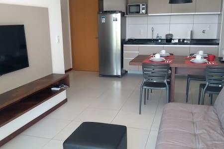 Ótimo apartamento ILOA RESORT  BARRA DE SÃO MIGUEL