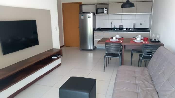Ótimo apartamento ILOA RESORT  (10 KM do FRANCÊS)