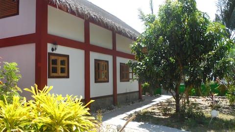 Sibuyan (Romblon) Strandhaus via Cresta de Gallo