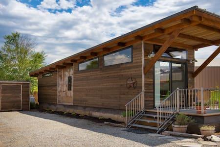 Tiny Home, Big Sawtooth View - Unit 3