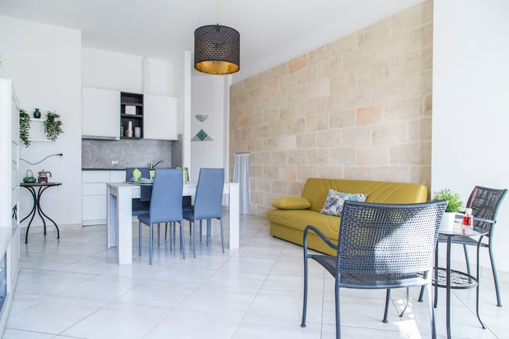 La Coccinella | Large apartment with PATIO