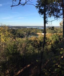 WOW! Views for Daze! Lake and mountain retreat!